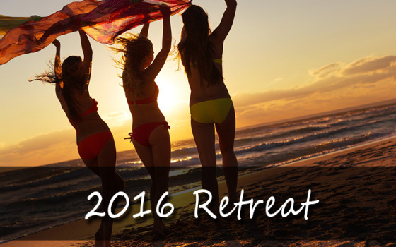 Welcome to the 2016 Sisters In Scars Breast Cancer Retreat!